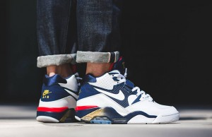 Nike Air Force 180 Olympic On Feet
