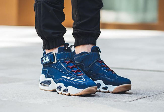 huge discount 94553 6509a Nike Air Griffey Max 1 Olympic
