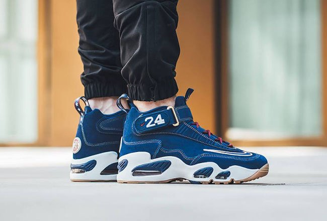 huge discount 22365 96c24 On Feet Photos of the Nike Air Griffey Max 1 Griffey for President free  shipping