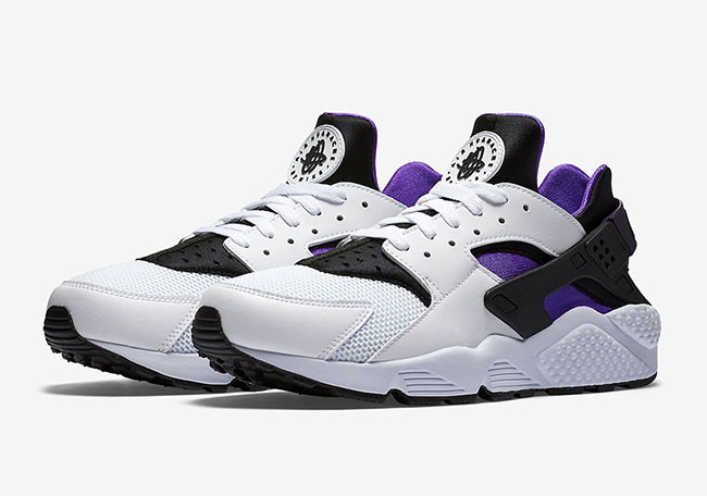 premium selection c7aad a1f6c Nike Air Huarache OG Purple Punch