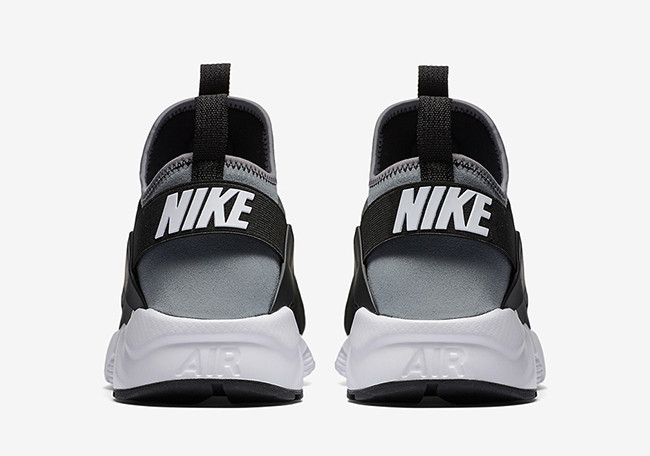 Nike Air Huarache Ultra Wolf Grey Black