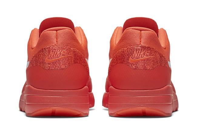 Nike Air Max 1 Ultra Flyknit Bright Crimson