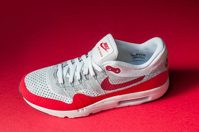Nike Air Max 1 Ultra Flyknit OG Sport Red