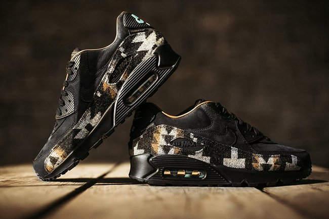 Nike Air Max 90 Pendleton Pack