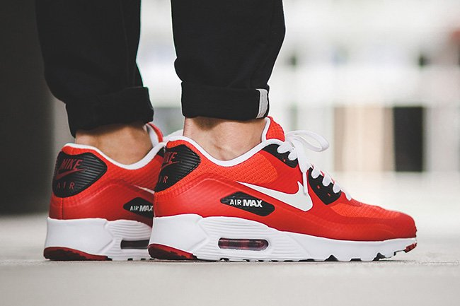 Nike Air Max 90 Ultra Essential Action Red best - cplondon.org.uk 95ff677172d4