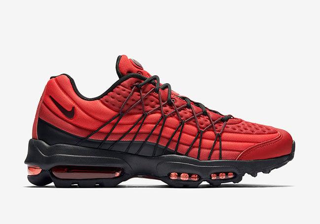 Nike Air Max 95 Ultra Red
