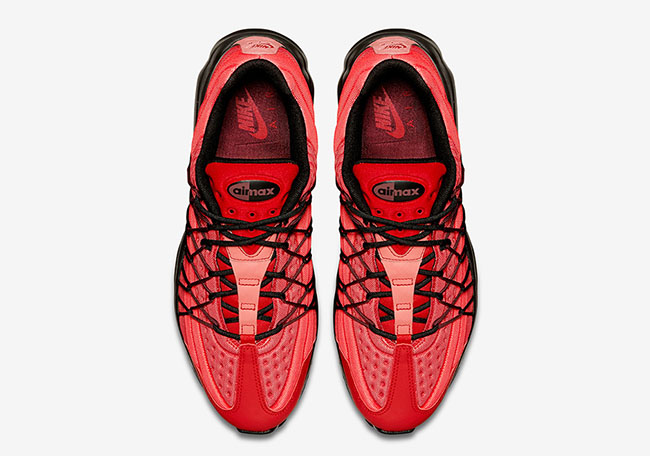 Nike Air Max 95 Ultra SE Gym Red Release