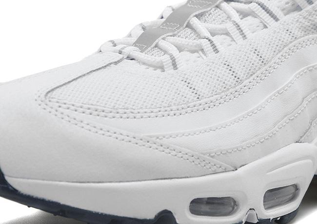 Nike Air Max 95 White Grey