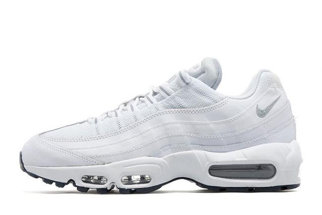 Nike Air Max 95 White Grey | SneakerFiles