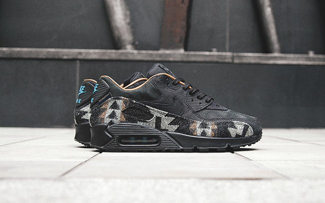 Nike Air Max Pendleton Collection