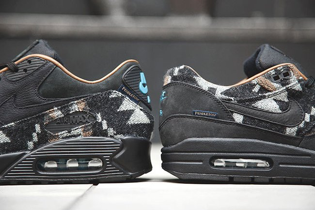 best service bfd38 c5feb Nike Air Max Pendleton Collection