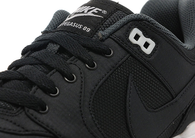 Nike Air Pegasus 89 Black White