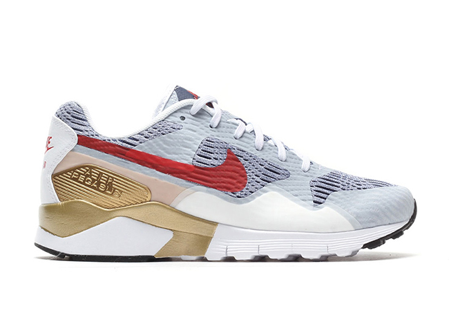 reputable site 11683 6b7a0 Nike Air Pegasus 92 16 Olympic White Gold Red
