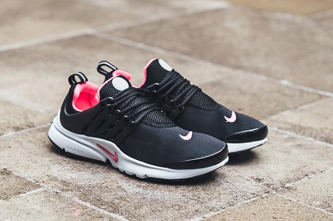 Nike Air Presto Black Hyper Pink