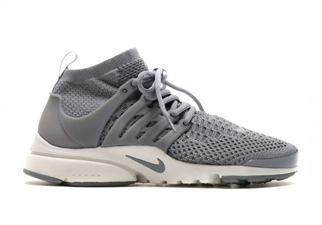 hot sale online 67e81 aebca Nike Air Presto Flyknit Cool Grey