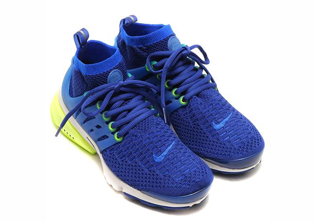 Nike Air Presto Flyknit Sprite