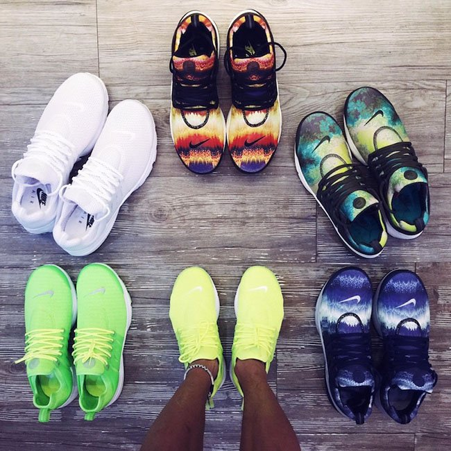 Nike Air Presto GPX Summer 2016 Releases