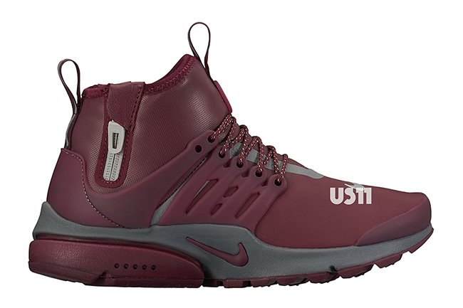 Nike Air Presto Mid Utility Fall 2016 Colors