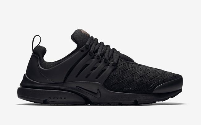Nike Air Presto Woven Black