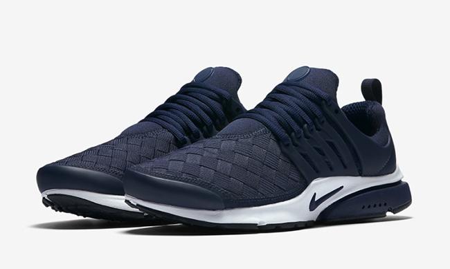Nike Air Presto Woven Blue