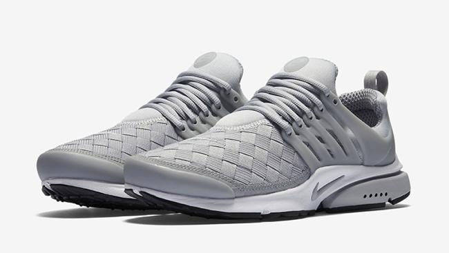 Nike Air Presto Woven Grey
