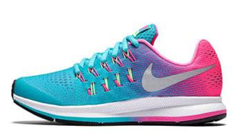 Nike Air Zoom Pegasus 33 Gamma Blue Girls