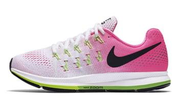 Nike Air Zoom Pegasus 33 Pink Black