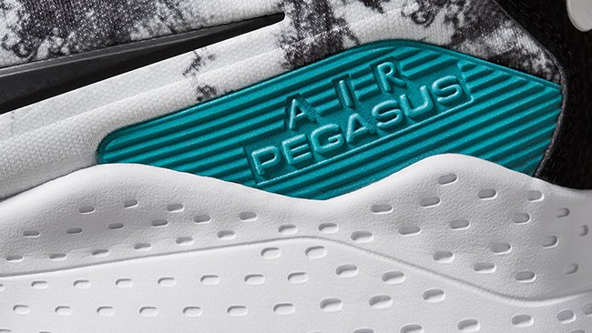 Potencial Barón Teseo  Nike Air Zoom Pegasus 92 'Rio de Janeiro' | SneakerFiles