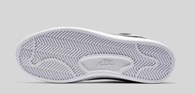 Nike Bruin Leather Black White
