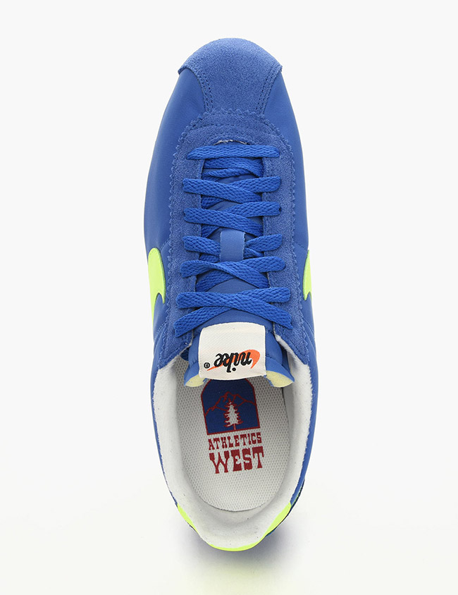 Nike Classic Cortez Nylon Varsity Royal