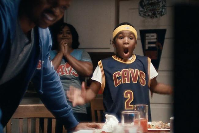Nike Cleveland 2016 NBA Finals Believe