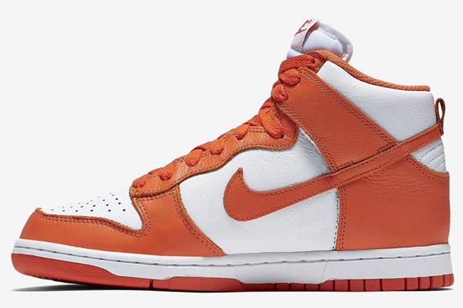 Nike Dunk High Be True Syracuse