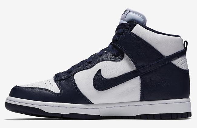 Nike Dunk High Be True Villanova