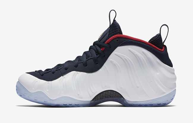 Nike Foamposite One Olympic Release