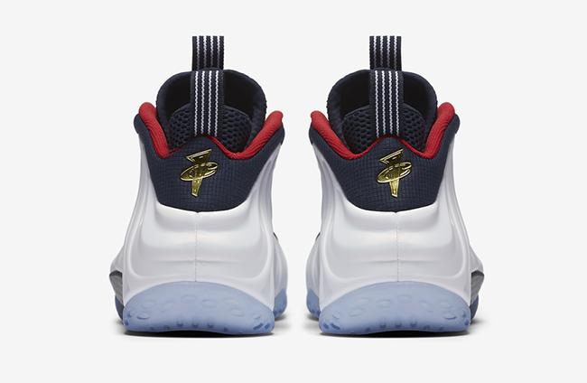 Nike Foamposite One Olympic Release