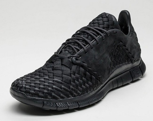Nike Free Inneva Woven 2 Triple Black