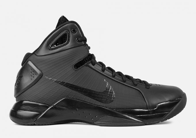 Nike Hyperdunk 2008 Triple Black