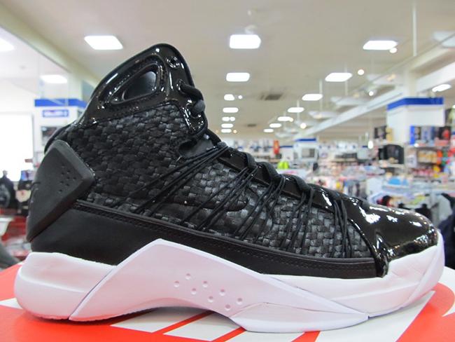Nike Hyperdunk Black White Lux