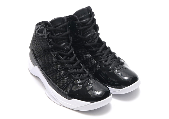 Nike Hyperdunk Lux Black White