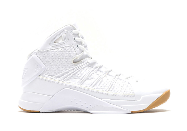 Nike Hyperdunk Lux White Gum