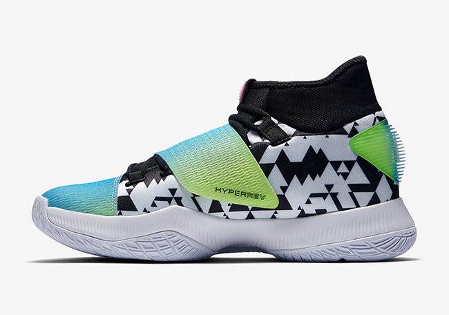 newest c31d9 a9ae0 Nike Hyperrev 2016 Be True