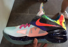 Nike KD 4 What The