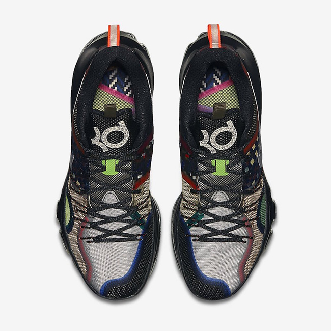 Nike KD 8 What The Release