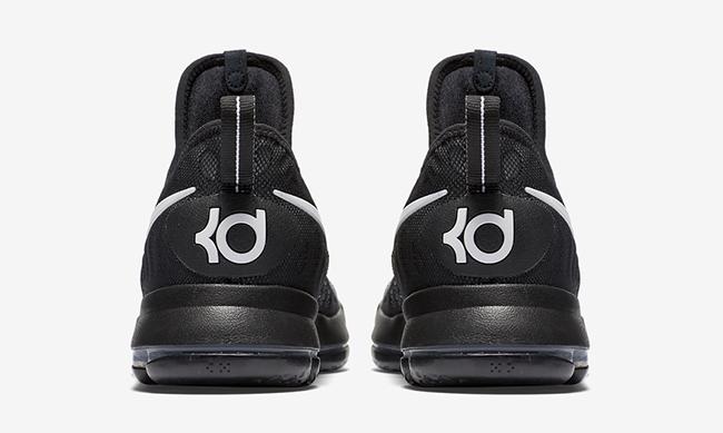 Nike KD 9 Oreo Black White