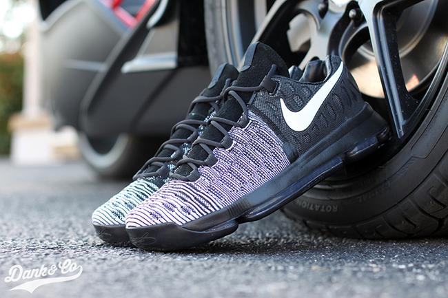 Nike KD 9 Revision Custom