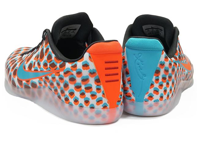 571ac4d3b4f Nike Kobe 11 3D Release Date