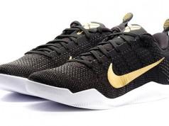 Nike Kobe 11 GCR Black Gold