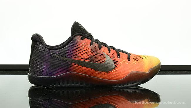 Nike Kobe 11 LA Sunset