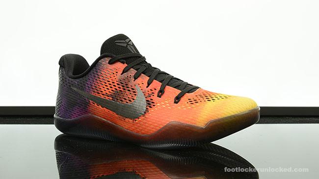 free shipping f1d34 5dd5c Nike Kobe 11 LA Sunset