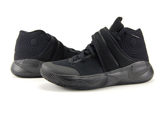 Nike Kyrie 2 Triple Black Review